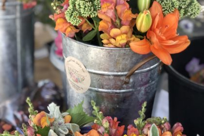 Farmers Market Floral Arrangement