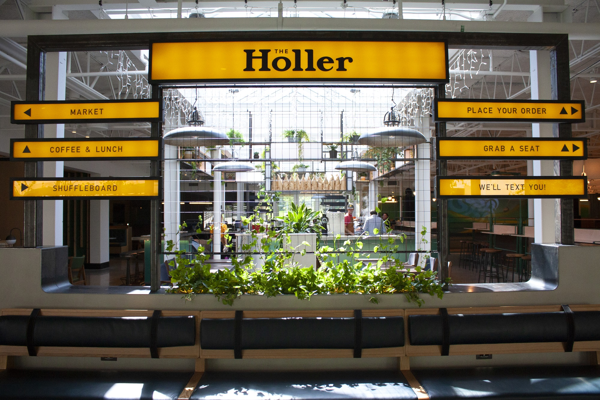 The Holler is Set to Open in 8th Street Market, Bringing Bentonville a Local Hangout