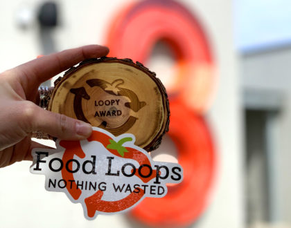 8th Street Market Receives Food Loops Sustainability Award
