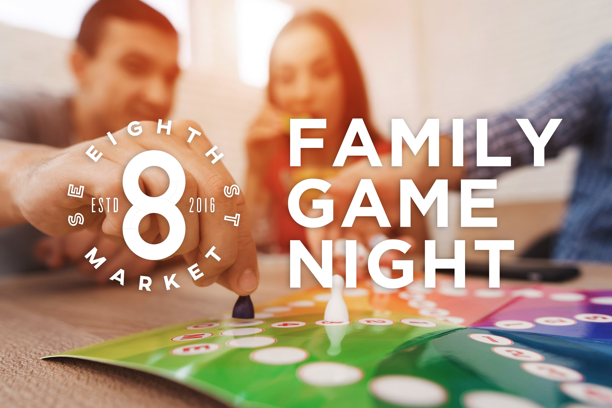 Family Game Night Introduces Familial Element To 8th Street