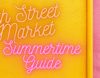 8th Street Market's Summertime Guide